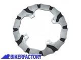 BikerFactory Disco freno posteriore BRAKING serie BATFLY per YAMAHA BR.BY4506 1028969