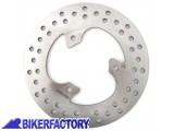 BikerFactory Disco freno posteriore BRAKING serie R FIX APRILIA Atlantic 125 200 250 BR.AP21RI 1010199