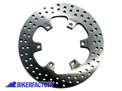 BikerFactory Disco freno posteriore BRAKING serie R FIX BR.BW05RI 1028483