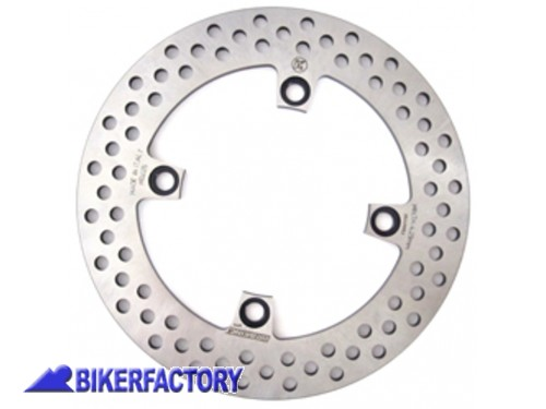 BikerFactory Disco freno posteriore BRAKING serie R FIX BR.HO22RI 1028619