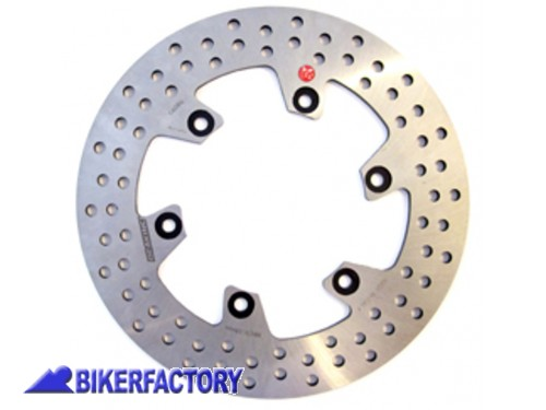 BikerFactory Disco freno posteriore BRAKING serie R FIX BR.YA08RI 1028533