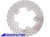 BikerFactory Disco freno posteriore BRAKING serie R FIX per APRILIA BR.AP08RI 1028445