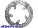 BikerFactory Disco freno posteriore BRAKING serie R FIX per APRILIA Scarabeo 500 BR.RF8511 1028452