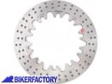 BikerFactory Disco freno posteriore BRAKING serie R FIX per BMW BR.BW02FI 1028503
