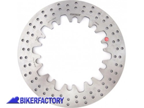 BikerFactory Disco freno posteriore BRAKING serie R FIX per BMW BR.BW02FI 1028503