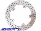 BikerFactory Disco freno posteriore BRAKING serie R FIX per BMW S 1000 R RR%2C HP4 BR.RF7519 1028510