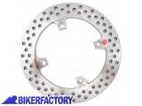 BikerFactory Disco freno posteriore BRAKING serie R FIX per DUCATI BR.DC02RI 1028542