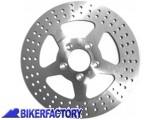 BikerFactory Disco freno posteriore BRAKING serie R FIX per HARLEY DAVIDSON BR.HD01RI 1028578