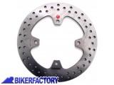 BikerFactory Disco freno posteriore BRAKING serie R FIX per KAWASAKI BR.RF7521 1028749