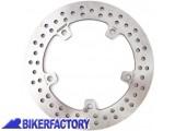 BikerFactory Disco freno posteriore BRAKING serie R FIX per KYMCO XCITING 250 300 500 BR.KM05RI 1029069