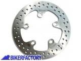 BikerFactory Disco freno posteriore BRAKING serie R FIX per SUZUKI BURGMAN 400 BR.SZ42RI 1028833