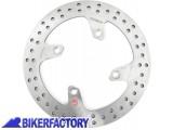 BikerFactory Disco freno posteriore BRAKING serie R FIX per TRIUMPH BR.RF7539 1024241