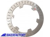 BikerFactory Disco freno posteriore BRAKING serie R FIX per YAMAHA XVZ ROYAL STAR 1300 BR.YA19FI 1029006