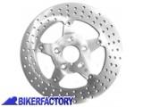 BikerFactory Disco freno posteriore BRAKING serie R FLO per HARLEY DAVIDSON BR.HDRFL 1028584