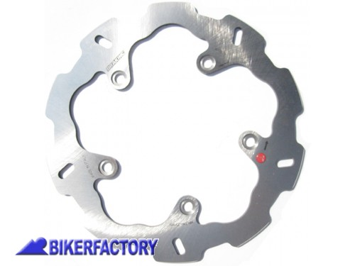 BikerFactory Disco freno posteriore BRAKING serie W FIX per BMW R 1200 GS BR.WF7525 1028519