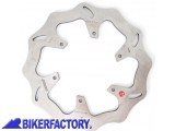 BikerFactory Disco freno posteriore BRAKING serie W FIX per KTM ADVENTURE ABS 990 BR.WF7520 1028781