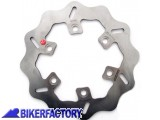 BikerFactory Disco freno posteriore BRAKING serie W FIX per KTM Duke 125 200 390 BR.WF7514 1024187