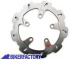 BikerFactory Disco freno posteriore BRAKING serie W FIX per SUZUKI BR.SZ08RID 1028861
