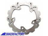 BikerFactory Disco freno posteriore BRAKING serie W FIX per SUZUKI BURGMAN 250 400 BR.SZ24RID 1028830