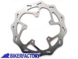 BikerFactory Disco freno posteriore BRAKING serie W FLO per APRILIA RXV 450 550%2C SXV 450 550 BR.AP22RID 1028451