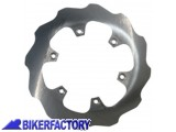 BikerFactory Disco freno posteriore BRAKING serie W FULL per YAMAHA BR.WF4507 1028971