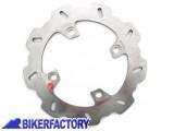 BikerFactory Disco freno posteriore serie R FIX per KAWASAKI BR.KW30RID 1010327