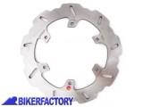 BikerFactory Disco freno posteriore serie W FIX per APRILIA ETV Capo Nord 1000 BR.AP20RID 1010197