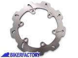 BikerFactory Disco freno posteriore serie W FIX per YAMAHA BR.YA01RID 1010521