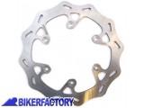 BikerFactory Disco freno posteriore serie W FIX per YAMAHA BR.YA52RID 1010541