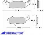 BikerFactory Pastiglie anteriori posteriori BRAKING Semimetalliche in mescola SM1 BR.787SM1 1004276