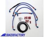 BikerFactory Tubi freno in Kevlar 2000 263 1001850