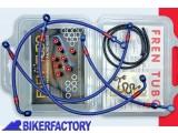 BikerFactory Tubi freno in Kevlar x BMW R 1150 GS 1001872