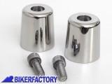 BikerFactory Bilanceri in acciaio inox per BMW mod. 4V BKF.07.0156 1001385