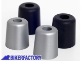 BikerFactory Bilanceri in lega leggera per mod. 4V %28disponibili argento o nero%29 1001386
