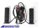 BikerFactory Kit manopole riscaldate KOSO per moto e scooter %5B%C3%9822mm lung. 130 mm%5D PW.00.315 602 1039866