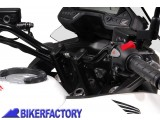BikerFactory Kit manubrio e riser 90 mm per HONDA Crossrunner %28%2711 in poi%29 1021769