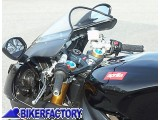 BikerFactory Kit semimanubrio LSL CLIP ON TOUR MATCH per APRILIA RSV Mille PW.13.158 015 1026875