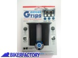 BikerFactory Manopole sostitutive per moto e scooter mod. OXFORD Sport Soft per manubri %C3%9822 mm. OXF.00.OF642S 1026529
