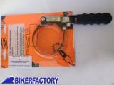 BikerFactory Chiave porfessionale a fascia per filtri olio 1019499