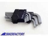 BikerFactory Chiavi a brugola %28esagonali%29 in acciaio 5954 1002473