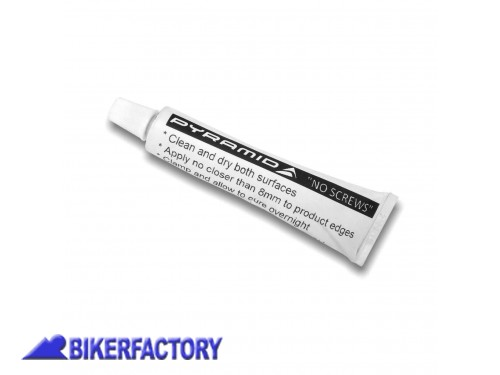 BikerFactory Colla poliuretanica monocomponente PYRAMID %22No Screws%22 Glue PY00.08012 1033583