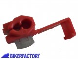 BikerFactory Kit 5 Rubacorrente per cavi da 0%2C3 0%2C75 mm BKF.00.8928 1020349