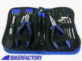 BikerFactory Kit attrezzi essenziali per moto %28OXFORD Toolkit%29 OXF.00.OF291 1025000