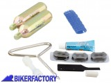 BikerFactory Kit riparazione tubeless 0487 1001435