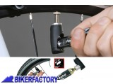 BikerFactory Mini erogatore di CO2 per gonfiare le gomme BKF.00.0493 1041430
