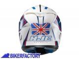 BikerFactory Protezione casco OXFORD Bumper mod. Union Jack %28bandiera regno unito%29 OXF.00.OX527 1029379