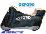 BikerFactory Telo Coprimoto Impermeabile OXFORD mod. AQUATEX 1025066