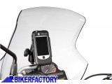 BikerFactory Custodia rigida impermeabile SW Motech per iPhone 4 4S 3 GPS.00.646.20000 B 1043302