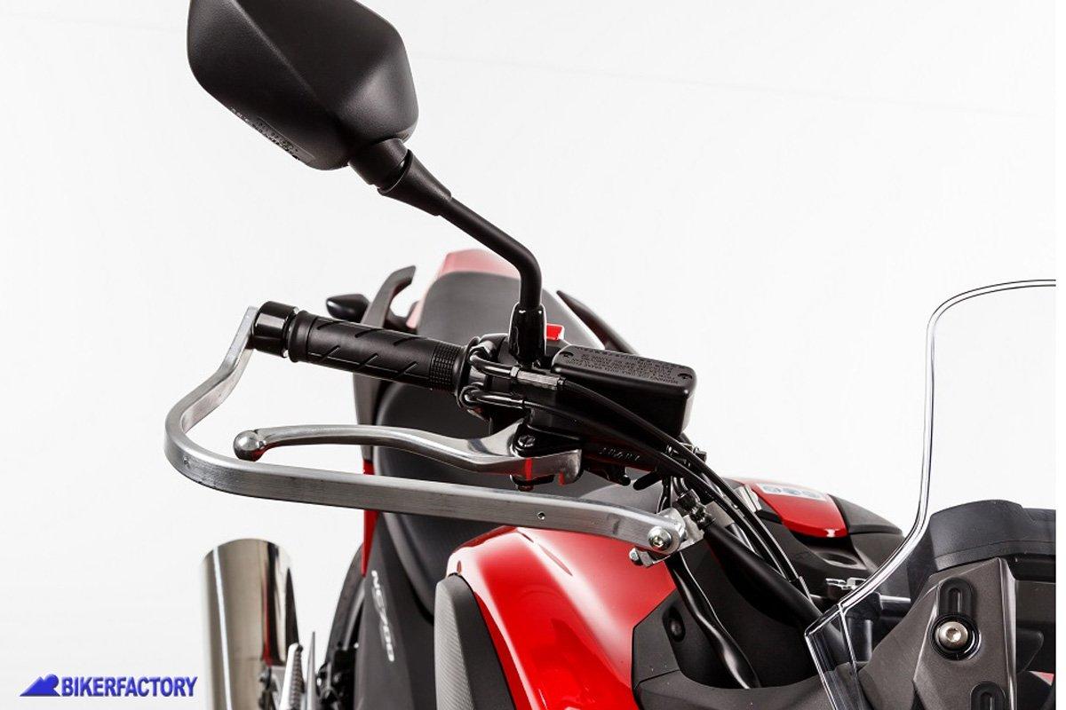 SV 1000//650 Tourtecs HP Protezione manubrio fum/è scuro Paramani Suzuki GSX-S 1000 S Katana// 750