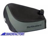 BikerFactory Kit paramani Barkbusters BLIZZARD in tessuto BBZ 001 00 BK 1027050